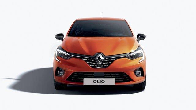 Renault Clio grey