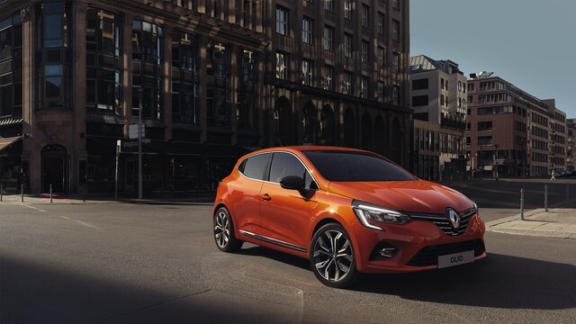 Renault CLIO Außendesign