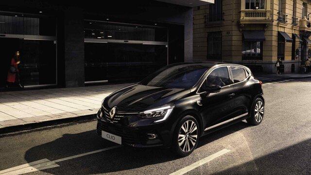 CLIO INITIALE PARIS schwarz aussen