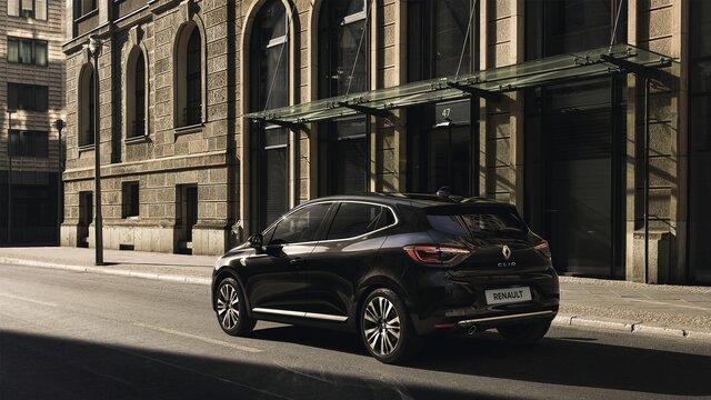 CLIO INITIALE PARIS Außendesign in schwarz