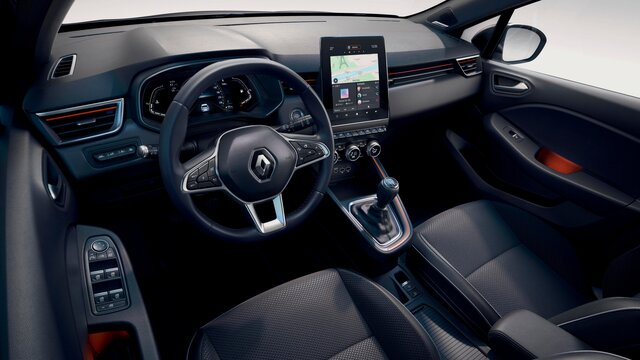 MULTI-SENSE interni CLIO