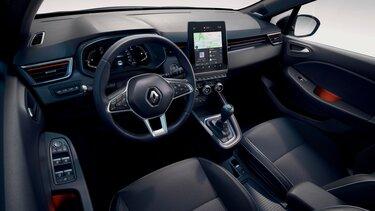 MULTI-SENSE intérieur CLIO