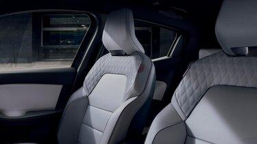 intérieur CLIO INITIALE PARIS