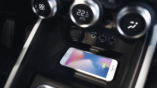 carregador de indução CLIO