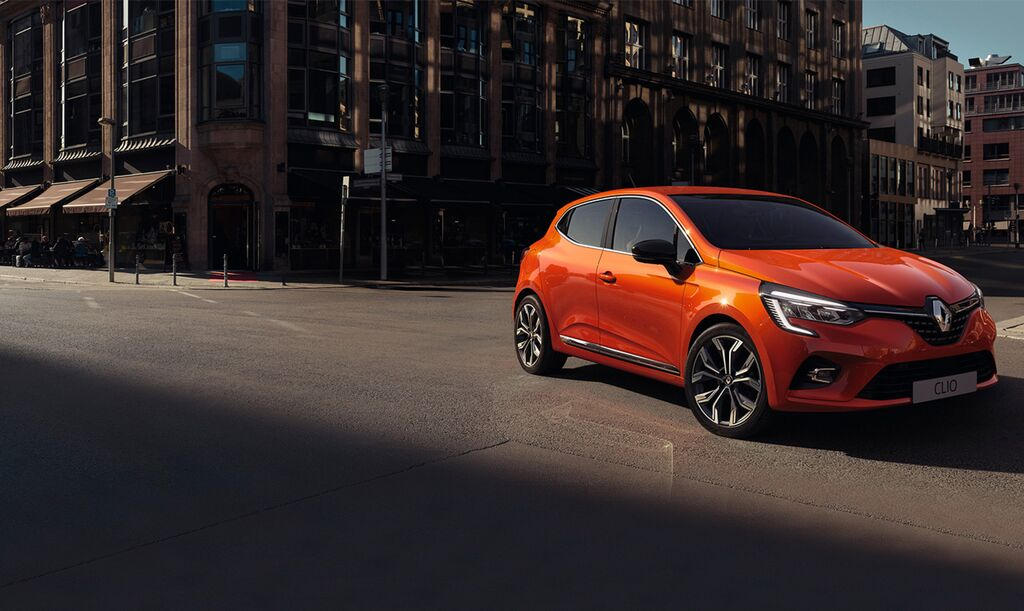 All-New CLIO - All-Time Classic, Revisited - Renault Ireland