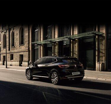 CLIO INITIALE PARIS Kleinwagen schwarz