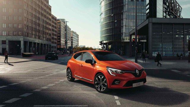 Renault CLIO erbjudande