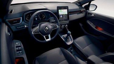 Nouvelle Clio - intérieur