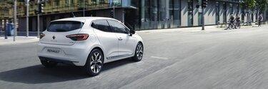 CLIO E-TECH hybrid extérieur