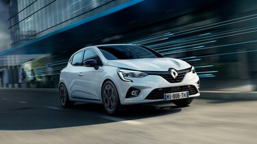 Renault Neuer Clio Hybrid