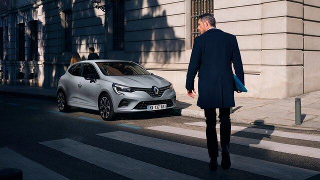 Nieuwe CLIO E-TECH Hybrid
