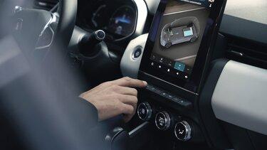 Hybridné vozidlo Renault CLIO E-TECH