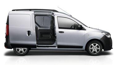 Renault DOKKER Van - Бічні розсувні двері