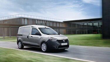 Відкрийте для себе Renault DOKKER Van