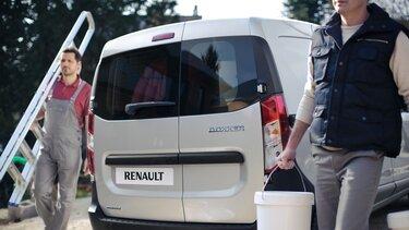 Аксесуари для Renault DOKKER Van
