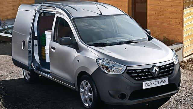 Preise & Versionen Dokker Van Dacia