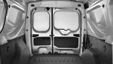 Простір у Renault DOKKER Van