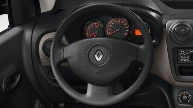 Renault DOKKER Van - Обмежувач швидкості