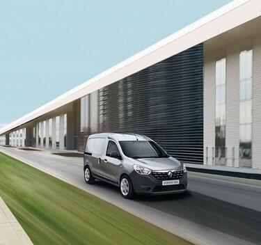 Зовнішній вигляд Renault DOKKER Van