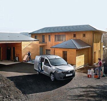 Комерційний фургон Renault DOKKER