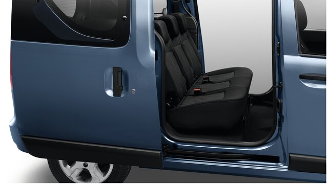 Renault DOKKER - Оснащення