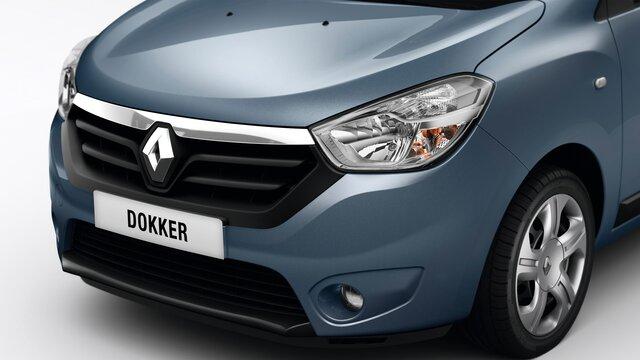 Renault DOKKER - Аксесуари