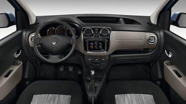 Renault DOKKER - Панель приладів