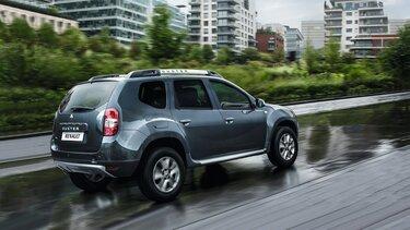 Renault DUSTER - Diseño