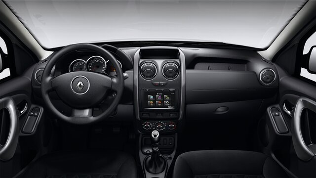 Renault DUSTER - Tablero interior