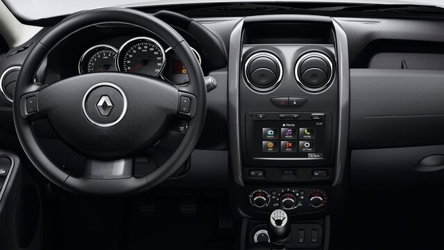 Renault DUSTER - Equipamiento