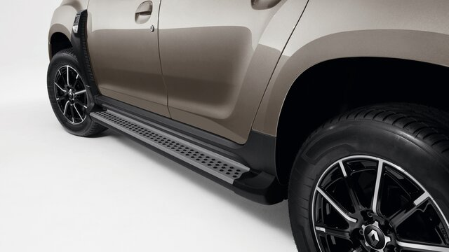 Renault DUSTER - Підніжка