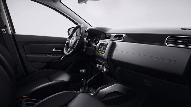Renault DUSTER - Оснащення