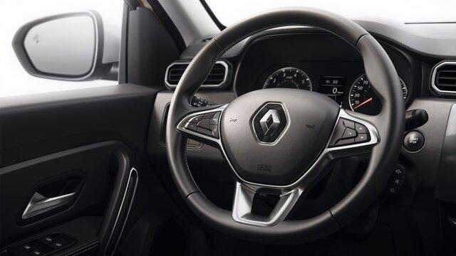 Renault DUSTER - Двигуни