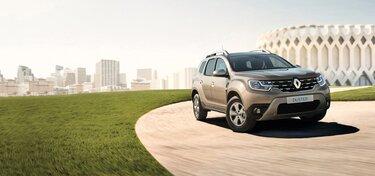 Renault DUSTER - Зовнішній вигляд
