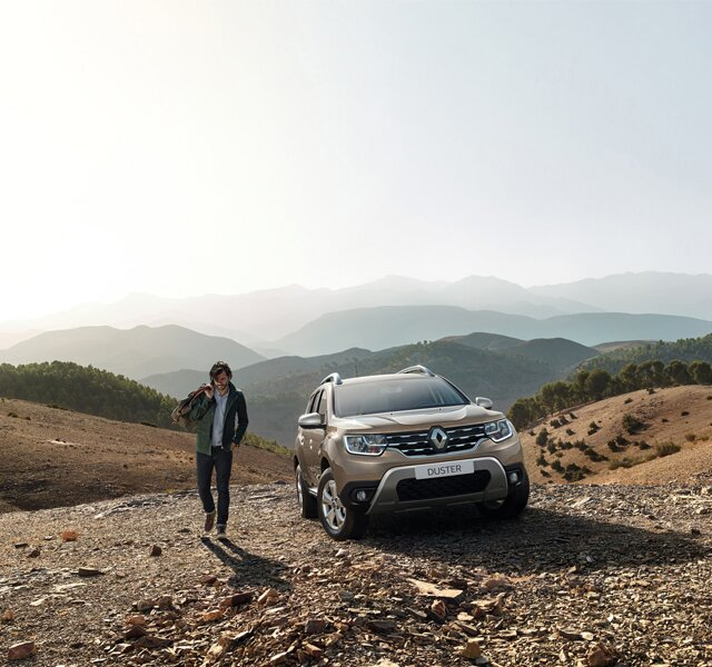 Dacia Duster Angebot