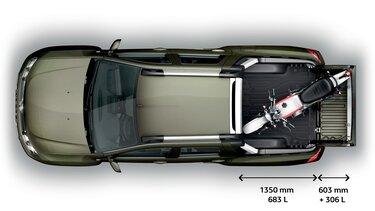 Renault Duster OROCH - Especificaciones