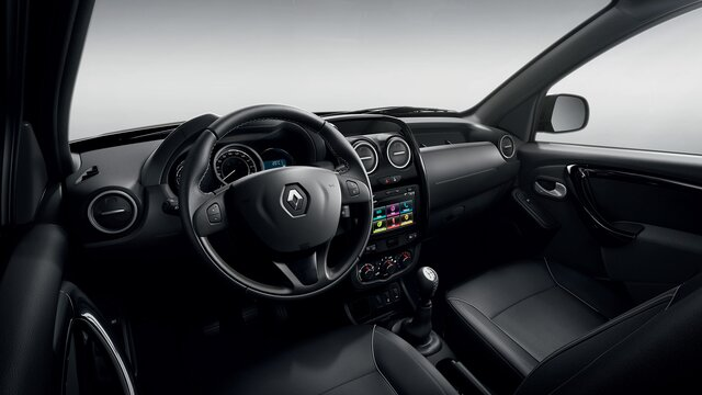 Renault Duster OROCH - Equipamiento