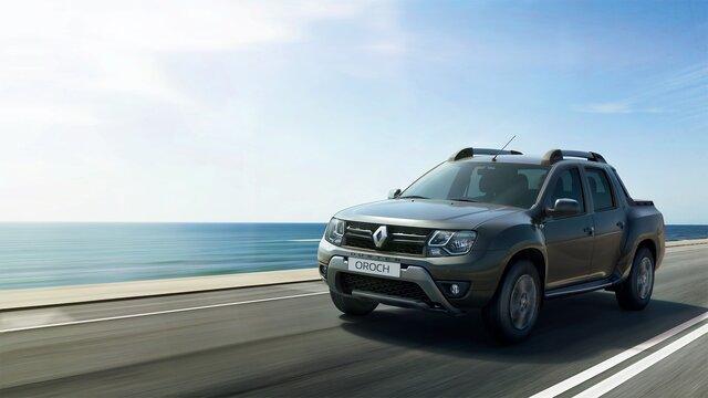 Renault Duster OROCH - Precios y ofertas