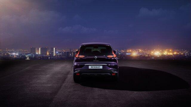 Renault ESPACE – külső megjelenés