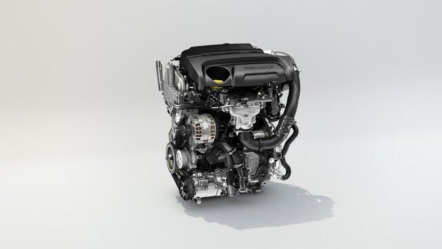 Renault ESPACE silniki