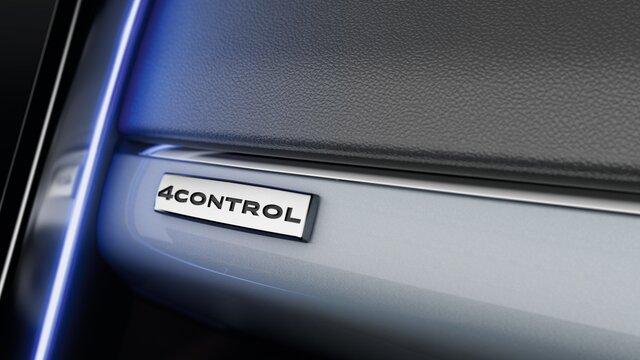 Renault ESPACE 4CONTROL