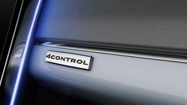 Renault ESPACE – 4CONTROL