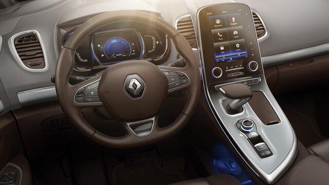 Renault ESPACE interieur
