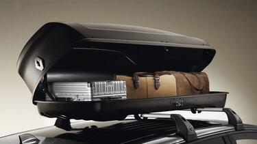 Renault ESPACE cofre de maletero de 480l