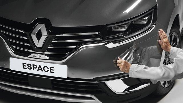 Renault ESPACE beschermfolie voor koetswerk