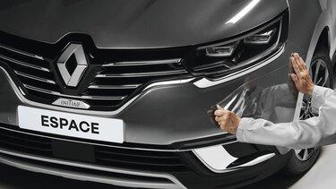 Renault ESPACE película de proteção da carroçaria