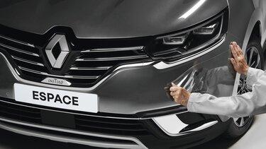 Ochranná fólie na karoserii Renault ESPACE