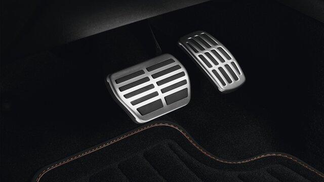 Sportpedalerie für den Renault ESPACE