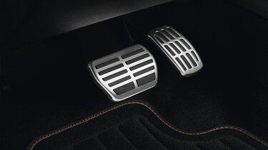 Renault ESPACE pedales deportivos