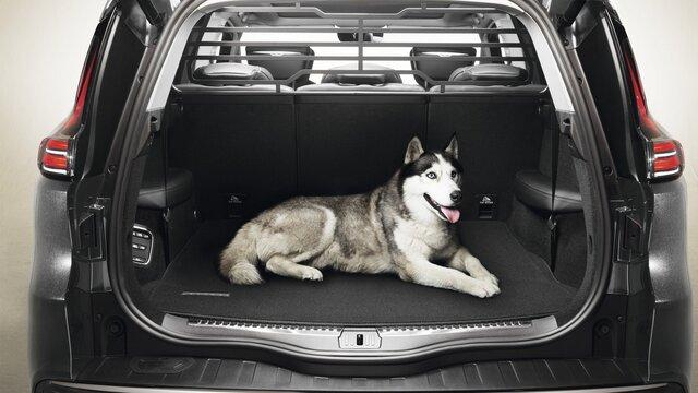 Renault ESPACE Kofferraumwanne